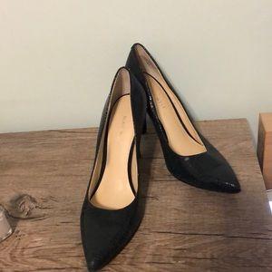 Classic black stilettos